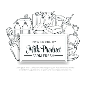 Producción de leche.
