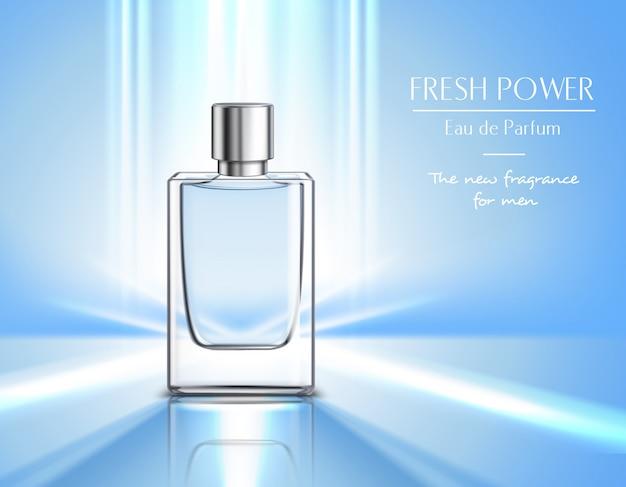Producto cosmético para hombres composición
