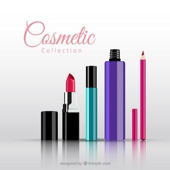 Productos de belleza realistas