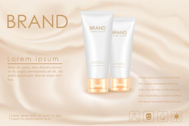 Productos cosméticos ad