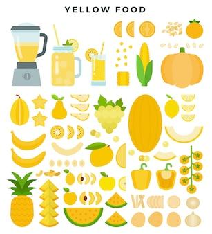 Productos dietéticos vegetarianos crudos