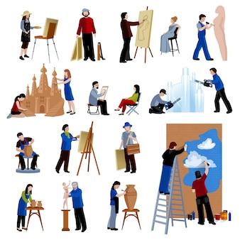 Profesión creativa
