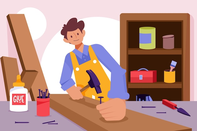 Profesiones del hogar y rehabilitación