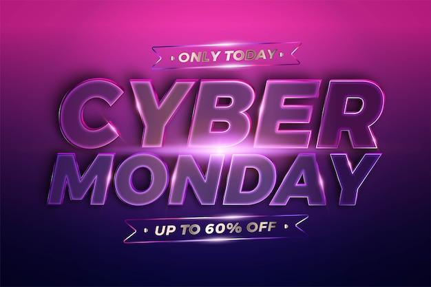 Promoción de banners de moda, cyber monday.
