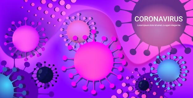 Propagación de las células flotantes del virus de la influenza en cuarentena contra las bacterias ncov