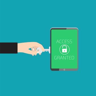 Protección contra hackers