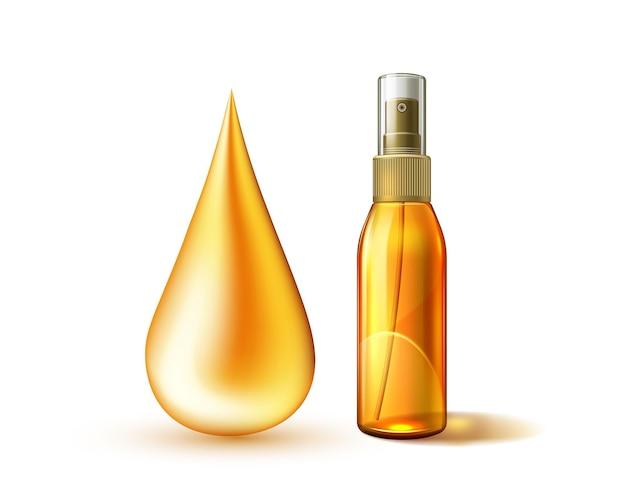 Protección solar para la ilustración del cuidado de la piel.
