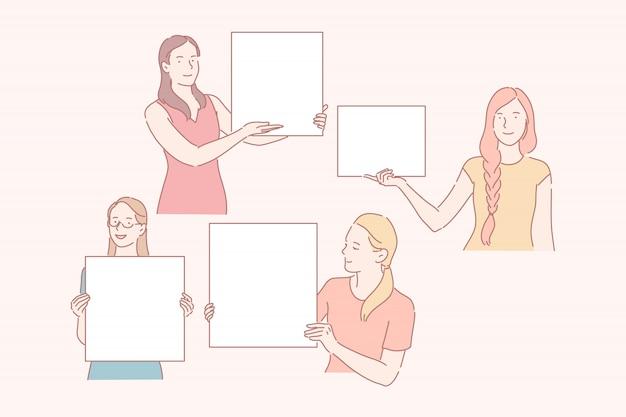 Proyecto de demostración del concepto de presentación comercial
