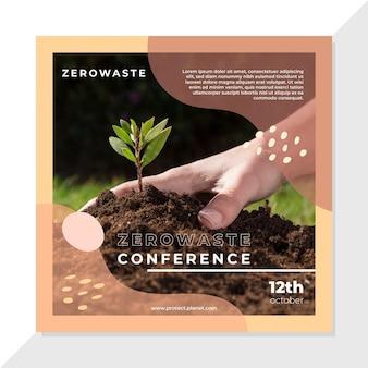 Publicación de cero residuos en facebook