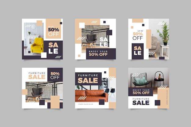 Publicaciones ig de venta de muebles con imagen