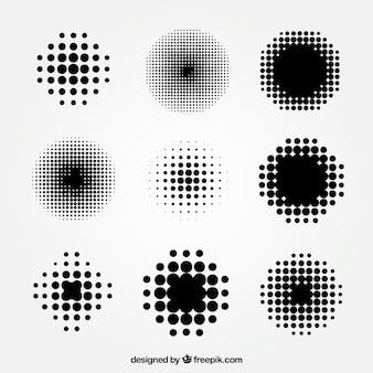 Los puntos negros