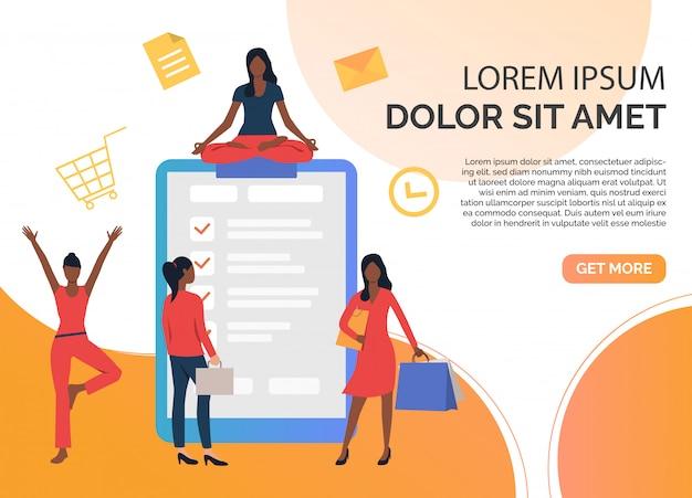 ¿quieres publicidad para ir de compras, fitness y trabajar?