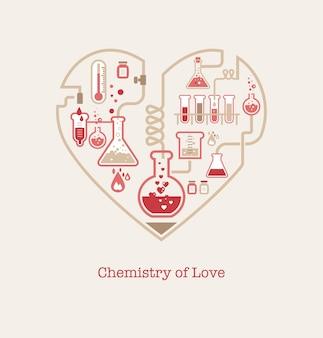 Química del concepto de amor