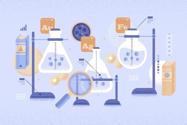 La química vuelve al concepto de escuela