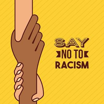 Para el racismo