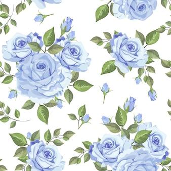 Ramo transparente flor de papel tapiz