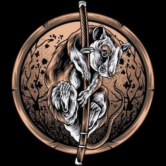 El ratón y la espada