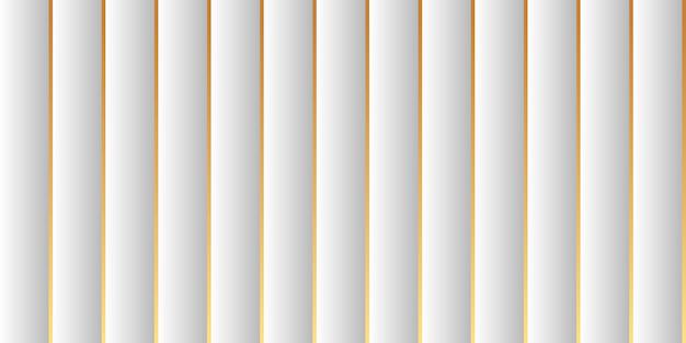 Raya blanca con fondo de color dorado