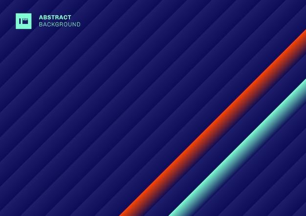 Rayas abstractas fondo geométrico