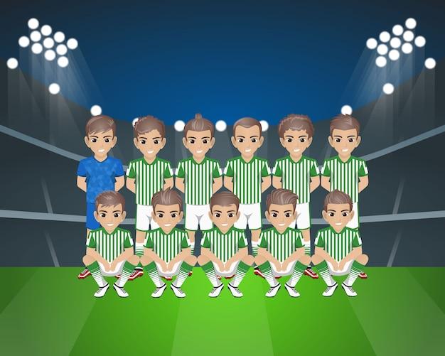 Real betis equipo de fútbol