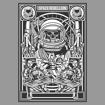Rebelión espacial