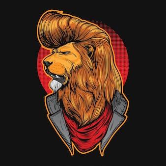 Rebell lion