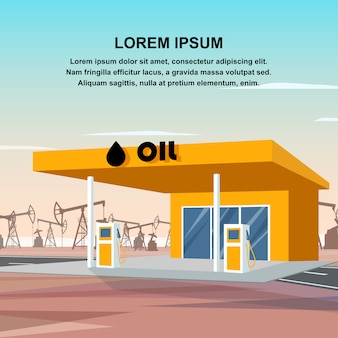 Recarga de vehículos con productos petrolíferos de alta calidad.