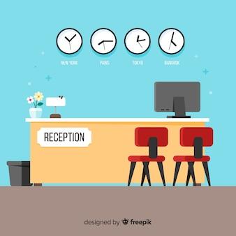 Recepción