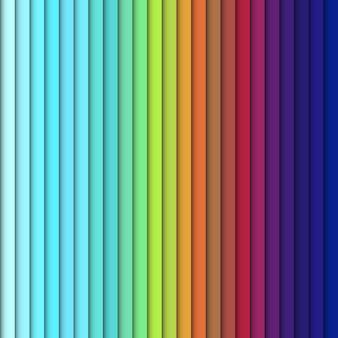 Rectángulos verticales de color brillante