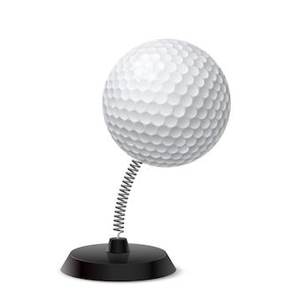 Recuerdo de golf