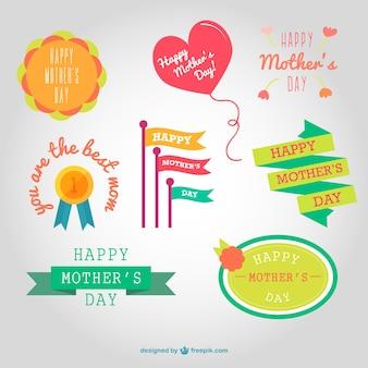 Recursos gráficos del día de la madre