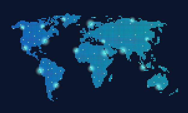 Red global de tecnologia
