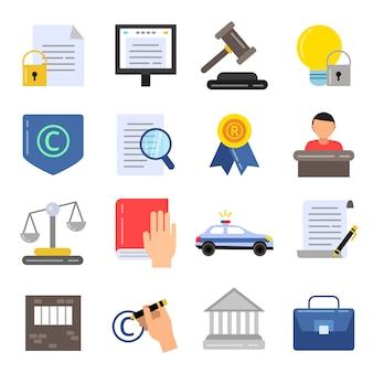 Reglamentos legales de propiedad intelectual.