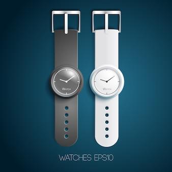 Reloj accesorio de moda