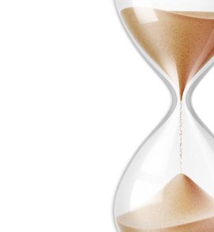 Reloj de arena realista reloj de arena 3d