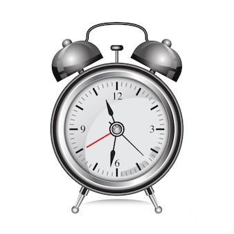 Reloj despertador moderno