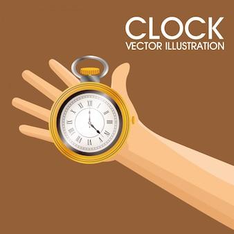 Reloj de diseño