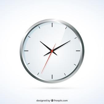 Reloj de pared realista