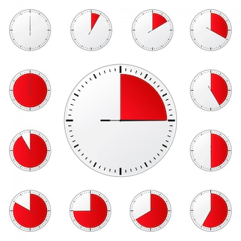 Reloj temporizador