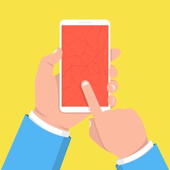 Reparación de telefonía móvil, servicio informático