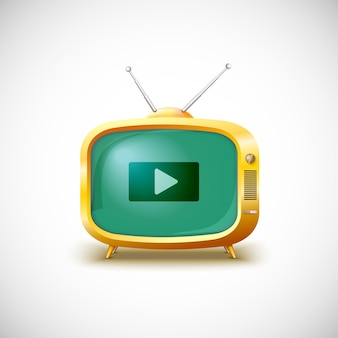 Reproductor de video tv