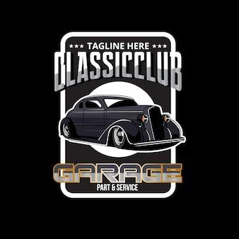 Repuestos y servicios de autos clásicos