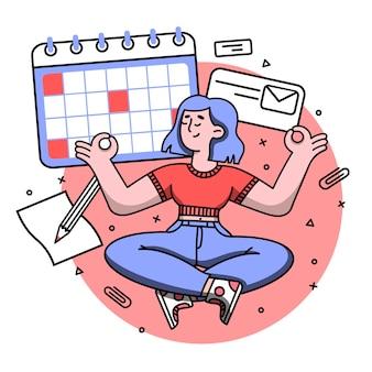 Reserva de citas con calendario