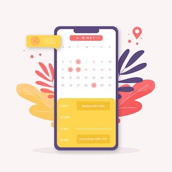 Reserva de citas con teléfono inteligente