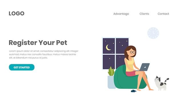 Reserve una consulta veterinaria en línea