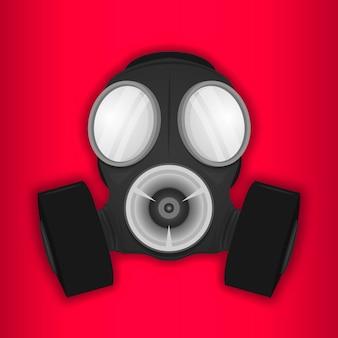 Respirador de máscara de gas