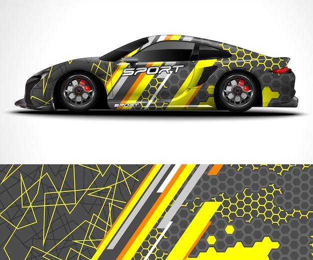 Resumen de antecedentes para las carreras de diseño sport wrap y librea de vehículos
