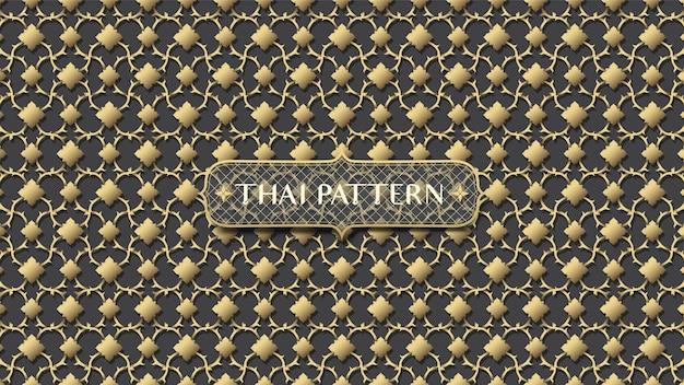 Resumen conexión oro patrón tailandés