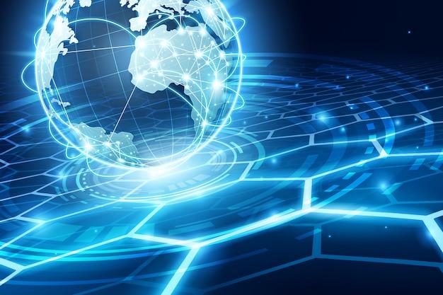 Resumen de la red mundial