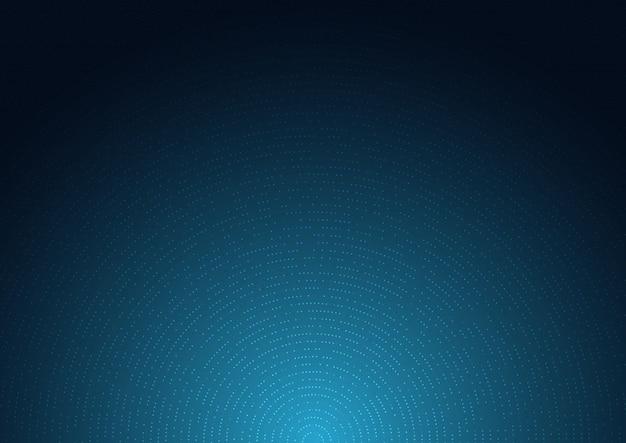 Resumen fondo azul oscuro
